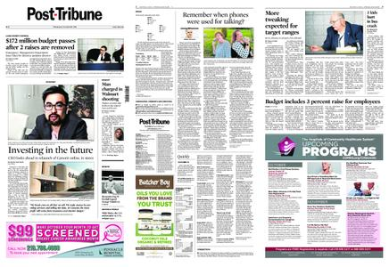Post-Tribune – October 10, 2018