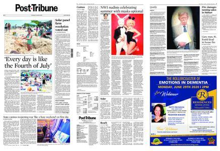 Post-Tribune – June 18, 2020