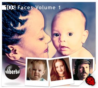 Rubberball Vol. 103 - Faces Volume 1 (links fixed)