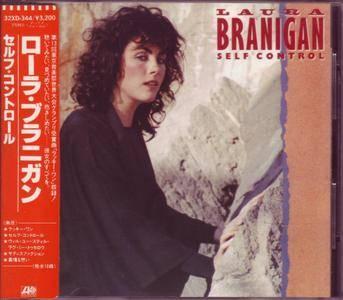 Laura Branigan - Self Control (1984) [1985, Japan, 1st Press]