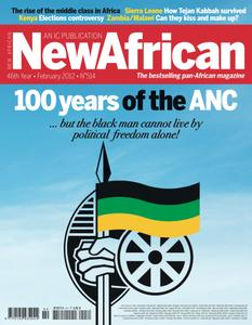 New African - February 2012
