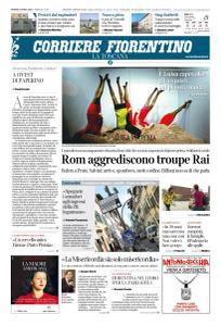 Corriere Fiorentino La Toscana - 5 Aprile 2019