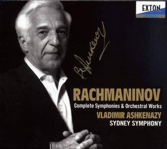Vladimir Ashkenazy & Sydney Symphony Orchestra - Sergei Rachmaninov: Complete Symphonies & Orchestral Works (2008) (5CD)