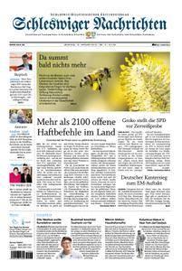 Schleswiger Nachrichten - 15. Januar 2018