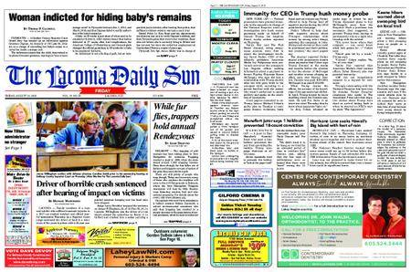 The Laconia Daily Sun – August 24, 2018
