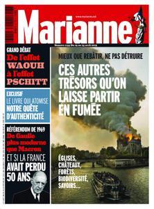 Marianne - 19 avril 2019