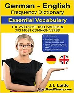 German English Frequency Dictionary - Essential Vocabulary [Repost]
