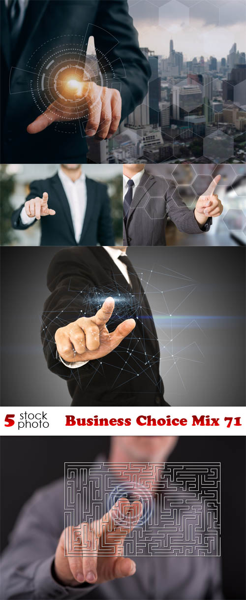 Photos - Business Choice Mix 71