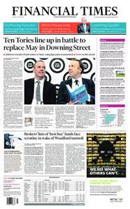 Financial Times UK – June 11, 2019