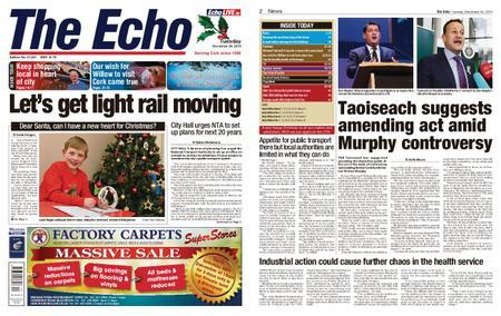 Evening Echo – December 24, 2019