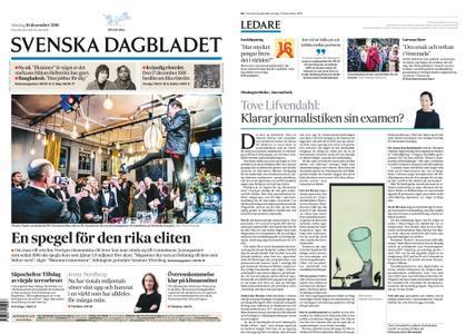 Svenska Dagbladet – 16 december 2018