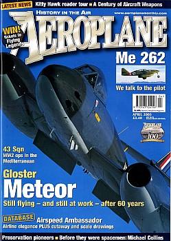 Aeroplane Monthly - April 2003