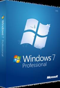 Microsoft Windows 7 Professional SP1 Febbraio 2019