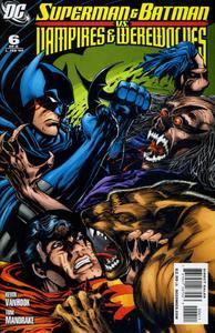 Superman & Batman vs Vampires & Warewolves 06