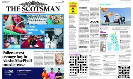 The Scotsman – July 05, 2018