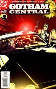 For Whomever - Gotham Central 3 cbr