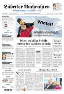 Lübecker Nachrichten Ostholstein Süd - 14. November 2017