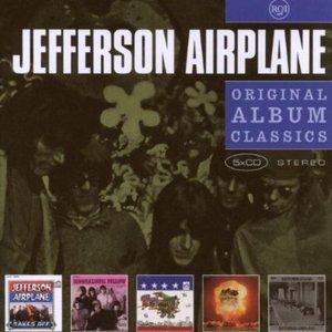 Jefferson Airplane - Original Album Classics (8CD: 1966-1972) [2x Box Sets '2008 & 2011] RE-UP
