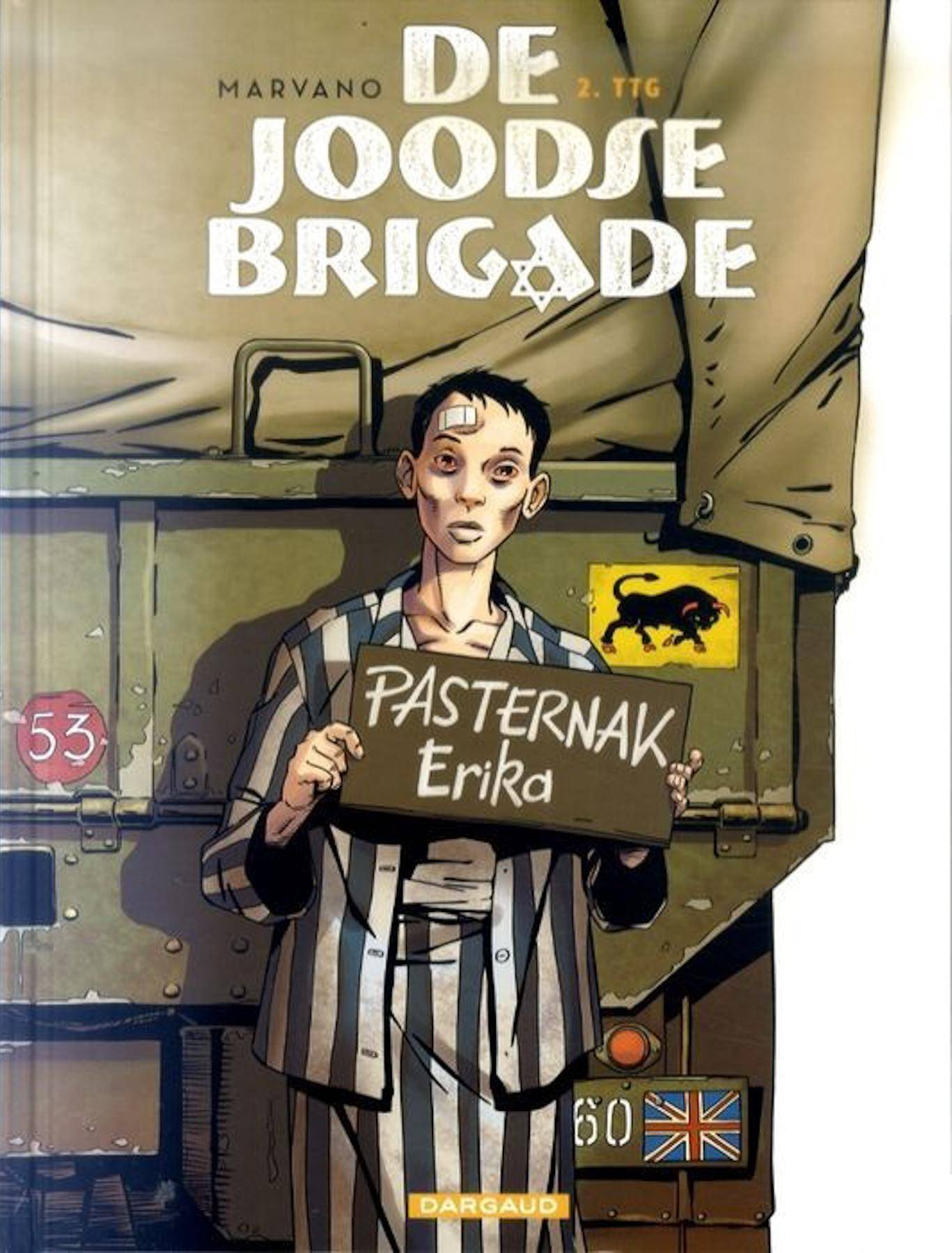 De Joodse Brigade - 02 - TTG cbr