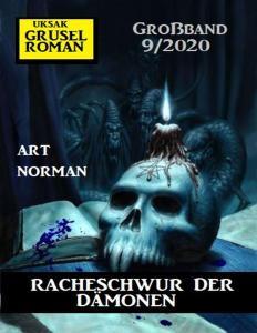Uksak Grusel Roman Großband - Nr.9 2020