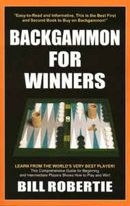 Backgammon For Winners, 3rd Edition (repost)