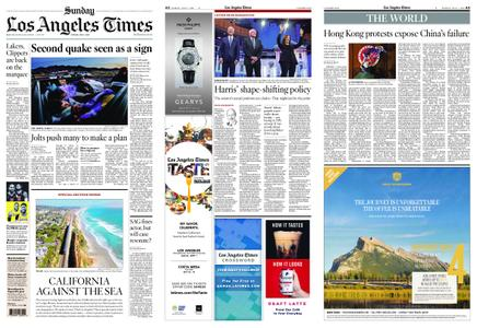 Los Angeles Times – July 07, 2019