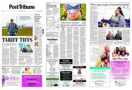 Post-Tribune – April 08, 2018