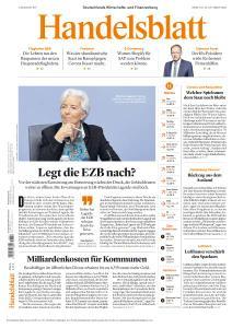 Handelsblatt - 26 Oktober 2020