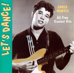 Chris Montez - Let's Dance! All-Time Greatest Hits (1991) [DCC Compact Classics 1995]