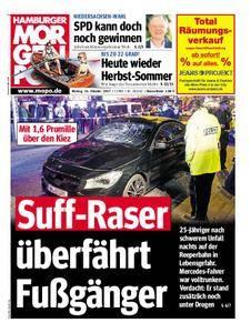 Hamburger Morgenpost - 16. Oktober 2017