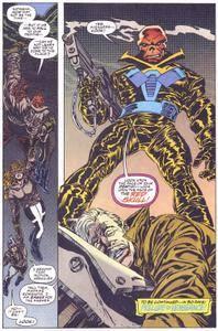 Captain America v1 439b The Avengers 385