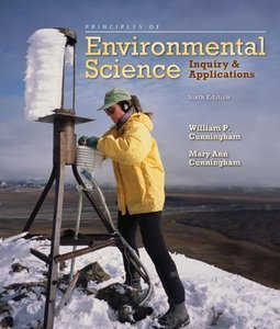 Principles of Environmental Science (Repost)