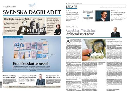 Svenska Dagbladet – 24 februari 2019