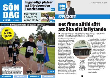 Ålandstidningen – 19 maj 2019