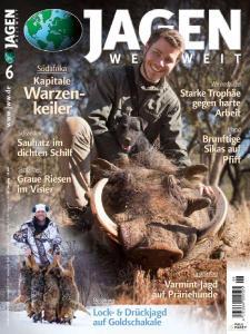 Jagen Weltweit - Nr.6 2018