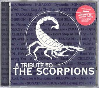 VA - A Tribute To The Scorpions (2000) Re-up