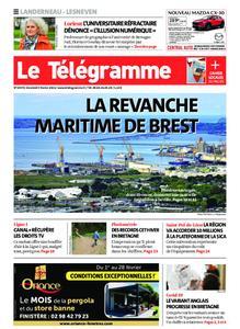 Le Télégramme Landerneau - Lesneven – 05 février 2021