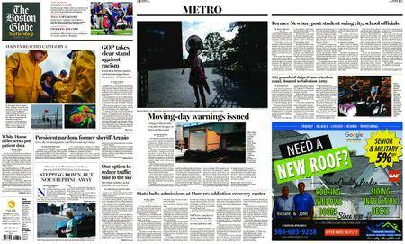 The Boston Globe – August 26, 2017