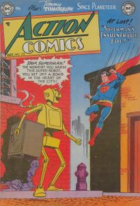 Action Comics 173 (DC) (Oct 1952) (c2c) (Superscan