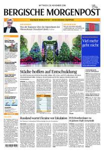 Solinger Morgenpost – 28. November 2018