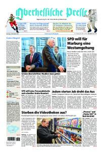 Oberhessische Presse Marburg/Ostkreis - 06. November 2018
