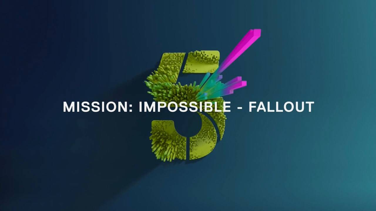 Channel 5 Movie Special - Mission Impossible: Fallout (2018)