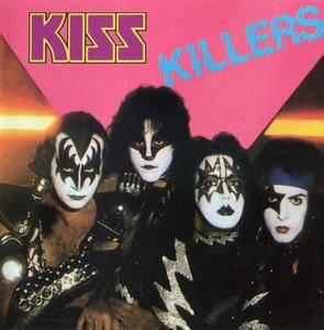 Kiss - Killers (1982)