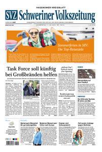 Schweriner Volkszeitung Hagenower Kreisblatt - 11. Juli 2019