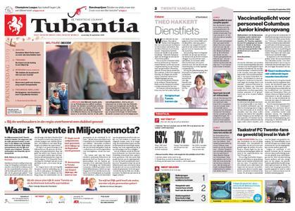 Tubantia - Enschede – 18 september 2019