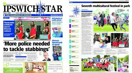 Ipswich Star – August 28, 2017