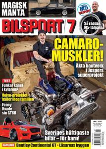 Bilsport – 29 april 2021