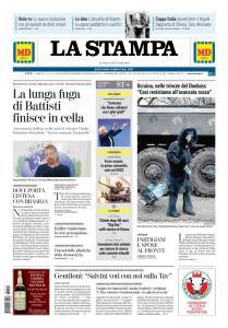 La Stampa Imperia e Sanremo - 14 Gennaio 2019