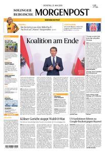 Solinger Morgenpost – 21. Mai 2019