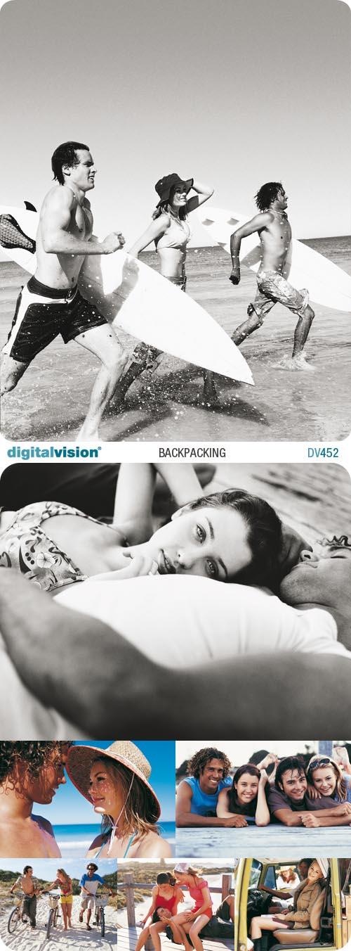 Digital Vision | DV452 | Backpacking